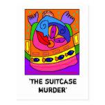"""el murder de la maleta postales"