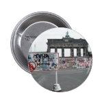 El muro de Berlín Pin Redondo 5 Cm
