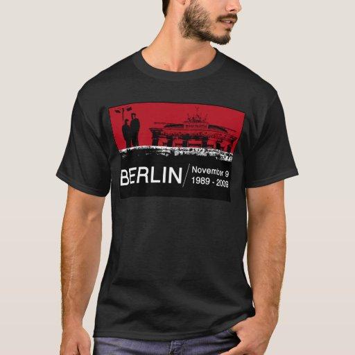EL MURO DE BERLÍN PLAYERA