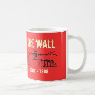 El muro special diseño tazas