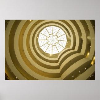 El museo de Guggenheim - poster