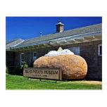 El museo de la patata de Idaho Postal