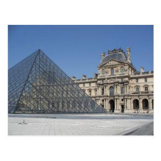 El museo del Louvre Postales