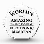 El músico electrónico más asombroso del mundo