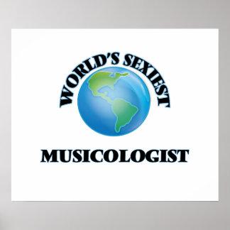 El musicólogo más atractivo del mundo impresiones
