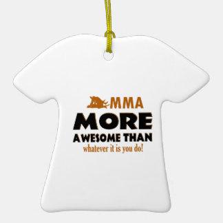 El Muttahida Majlis-E-Amal se divierte diseños Adorno De Cerámica En Forma De Camiseta