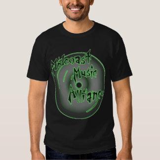 El Muttahida Majlis-E-Amal verde de los hombres Camisas