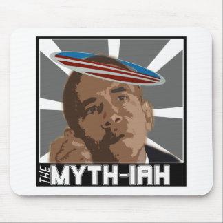 El MYTH-IAH OBAMA (SÁTIRA de las MESÍAS) Mousepad