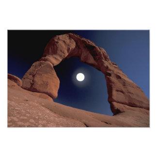 El NA, los E.E.U.U., Utah, arquea el parque nacion Cojinete