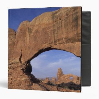 """El NA, Utah, arquea el parque nacional. Arco doble Carpeta 1 1/2"""""""