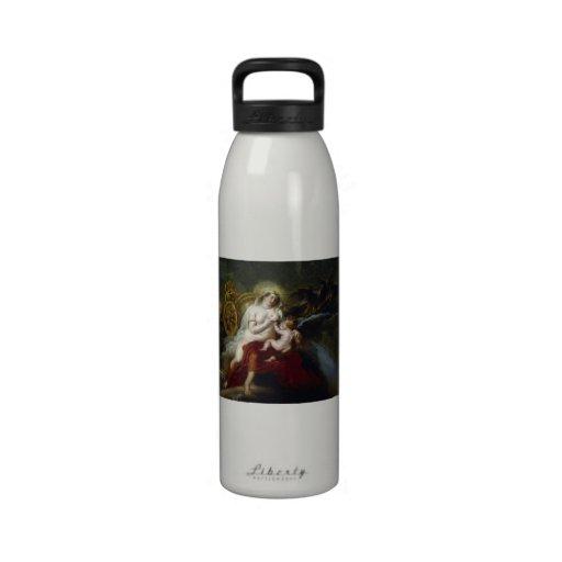 El nacido de la pintura de Peter Paul Rubens de la Botallas De Agua