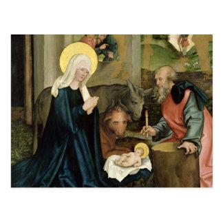 El nacimiento de Cristo Postales