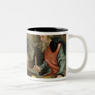 El nacimiento de Cristo Tazas De Café