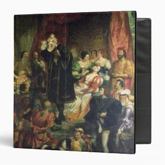 El nacimiento de Enrique IV (1553-1610) en el cast