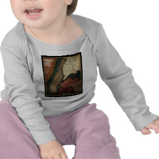 El nacimiento de Hip Hop Camiseta