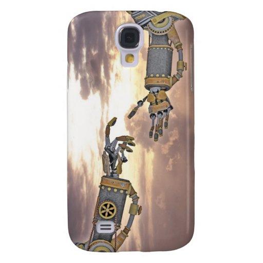 El nacimiento de la inteligencia artificial samsung galaxy s4 cover