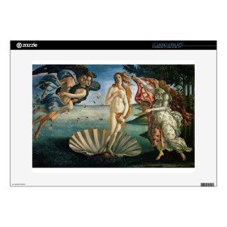 El nacimiento de la piel de Venus Portátil 38,1cm Skins