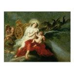 El nacimiento de la vía láctea, 1668 tarjetas postales