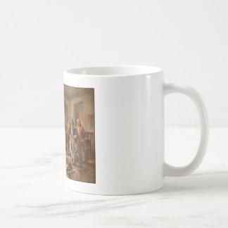 El nacimiento de la vieja gloria de Percy Moran c1 Tazas De Café