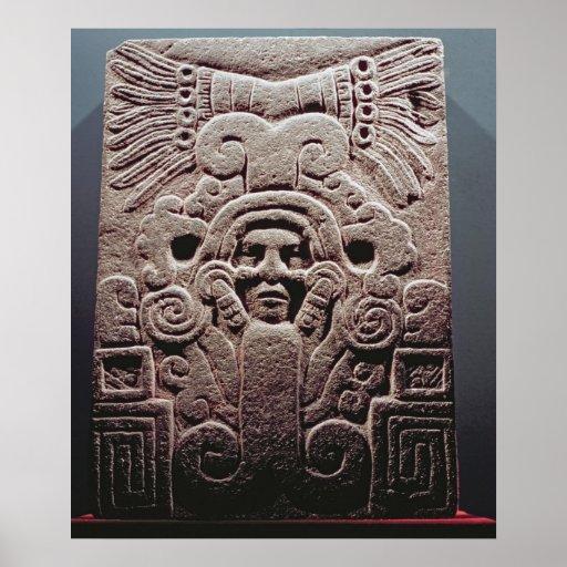 El nacimiento de Topiltzin, 800-1100 Impresiones
