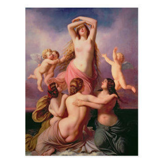 El nacimiento de Venus, 1846 Tarjetas Postales