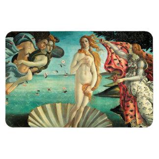 El nacimiento de Venus - arte clásico por Imanes Flexibles