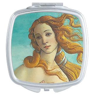 El nacimiento de Venus - ascendente cercano Espejo De Maquillaje