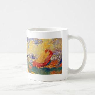 El nacimiento de Venus de Gustave Moreau Taza