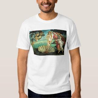 El nacimiento de Venus de Sandro Botticelli Polera