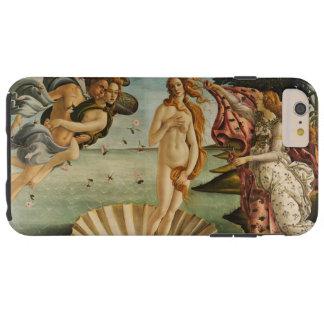 El nacimiento de Venus Funda Para iPhone 6 Plus Tough