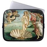 El nacimiento de Venus por Botticelli Fundas Computadoras
