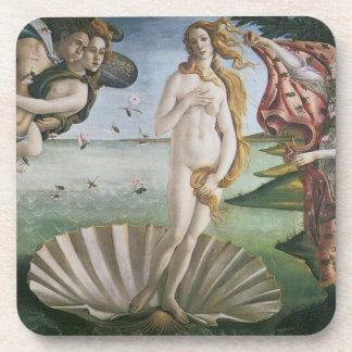 El nacimiento de Venus Posavasos De Bebida