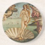 El nacimiento de Venus Posavasos Diseño