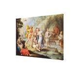El nacimiento del Bacchus Lienzo Envuelto Para Galerías
