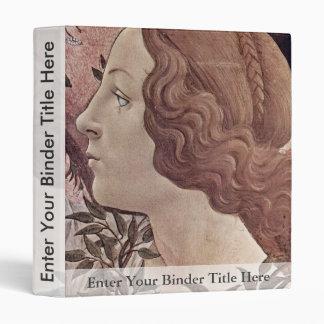 El nacimiento del detalle de Venus de Botticelli S