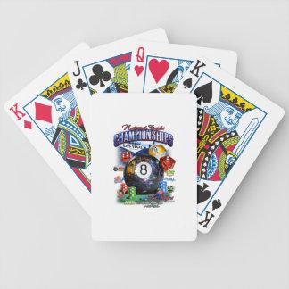 El nacional 2015 escoge campeonato cartas de juego