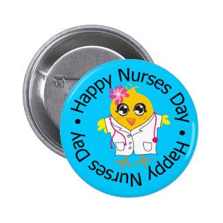 El nacional cuida el día - enfermeras pin