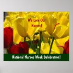 ¡El nacional cuida la celebración de la semana! tu Poster