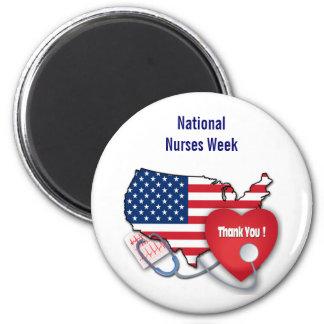 El nacional cuida semana imán de nevera