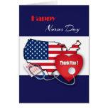 El nacional cuida tarjetas de felicitación del día