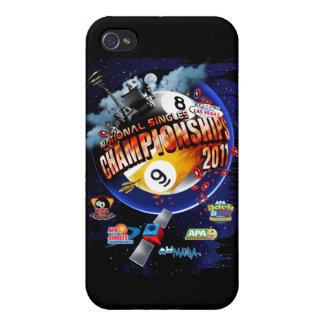 El nacional de APA escoge campeonatos iPhone 4 Funda