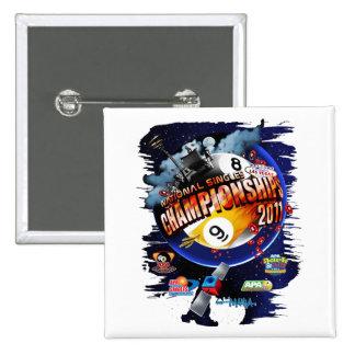 El nacional de APA escoge campeonatos Pin Cuadrado