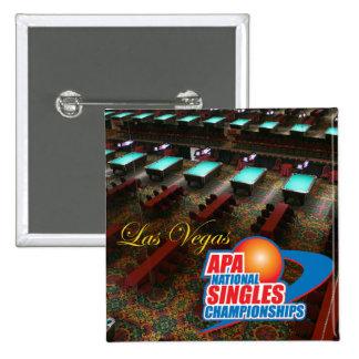 El nacional de Las Vegas escoge campeonatos Pin Cuadrado