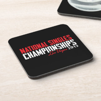 El nacional escoge los campeonatos Las Vegas 2013 Posavaso