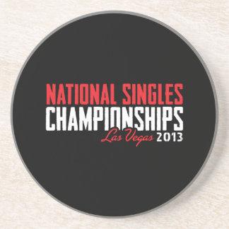 El nacional escoge los campeonatos Las Vegas 2013 Posavaso Para Bebida