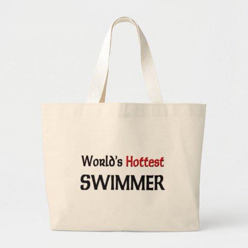 El nadador más caliente de los mundos bolsas