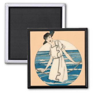 El nadar imanes de nevera