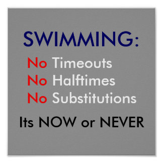 El nadar poster