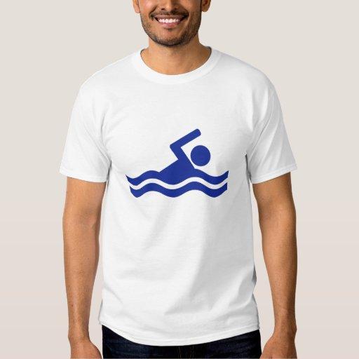 El nadar playeras