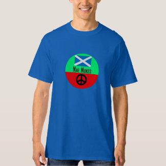 El Nae destroza la camiseta escocesa de Indy de la Playera